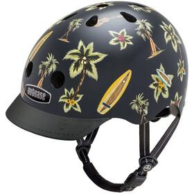 Nutcase Street casco per bici nero/colorato